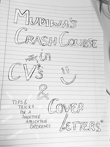 Mudiwa S Crash Course In Cvs And Cover Letters